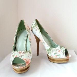 🌿 Shoe Dazzel Heels